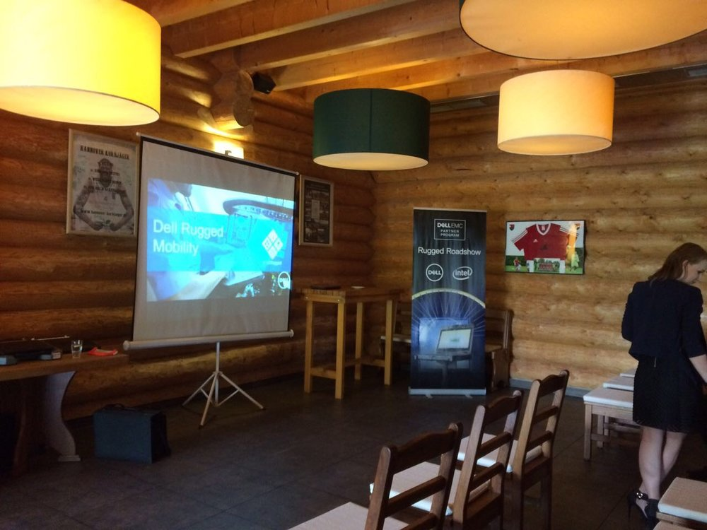 Dell Rugged Roadshow