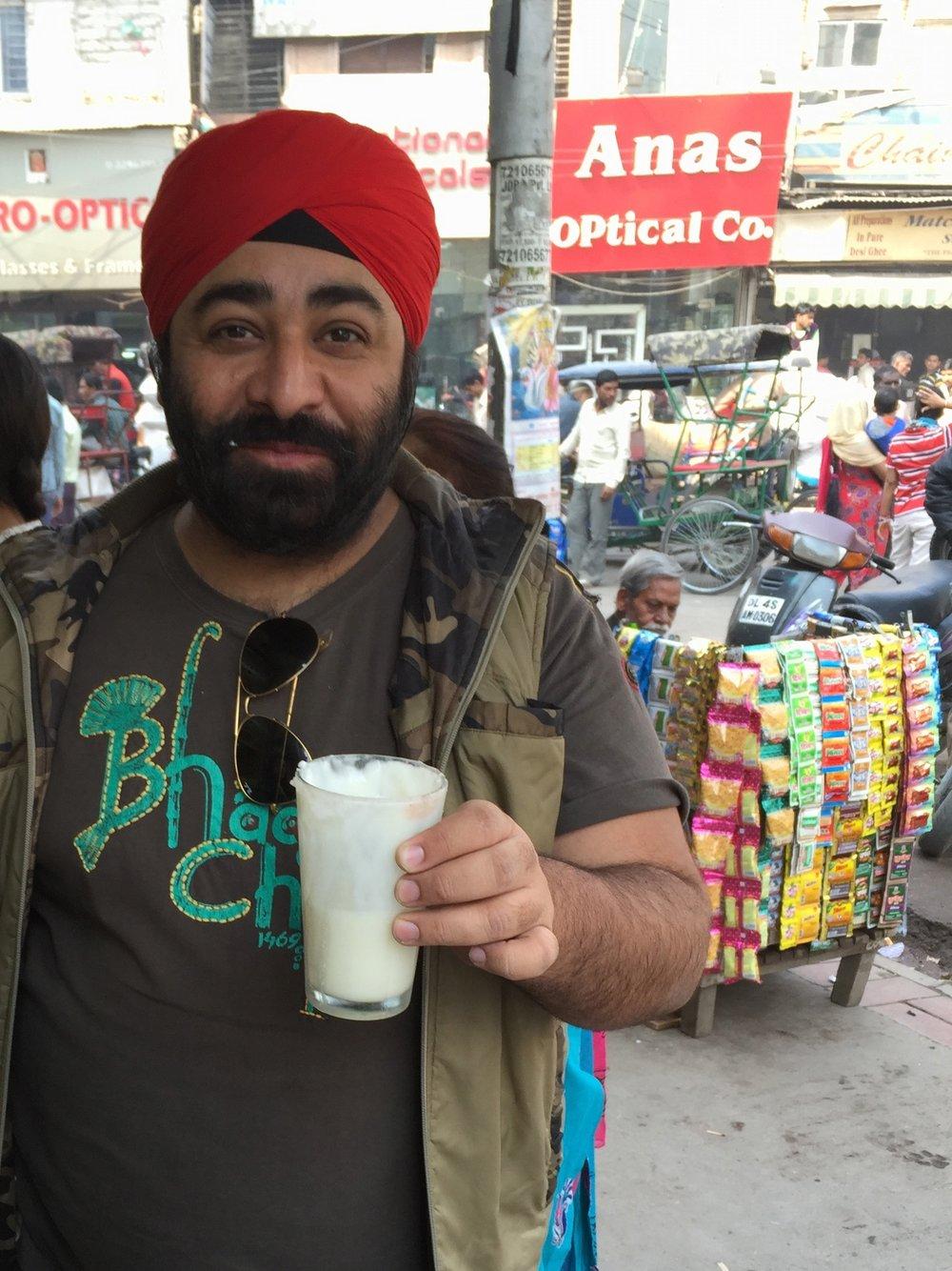 Gurpreet Singh Mister Tikku. Mister Tikku.