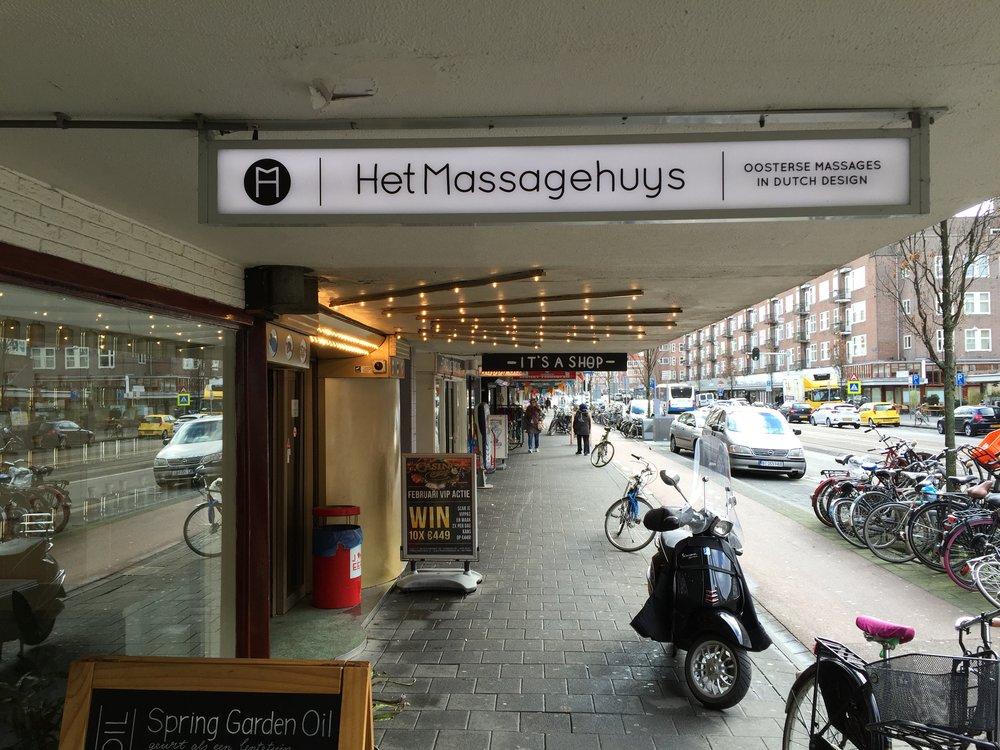 Het Hassagehuys, Jan Evertsenstraat 110, Amsterdam.