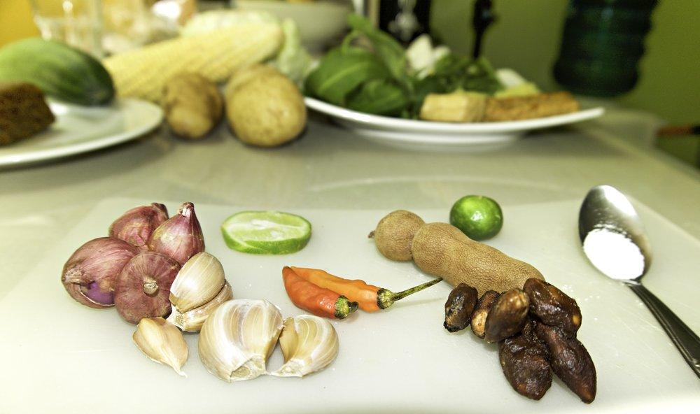 indonesian ingredients