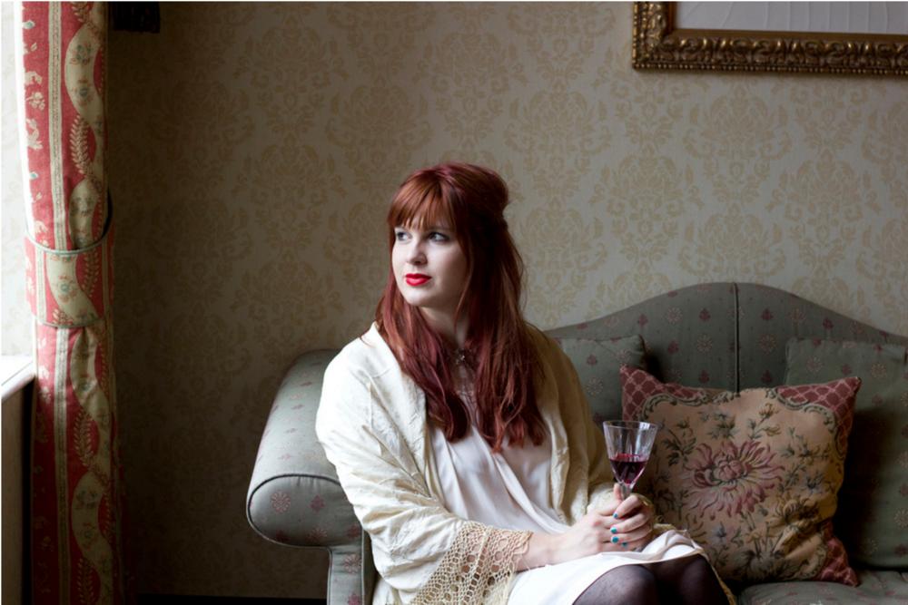A portrait taken by Victoria Chetley