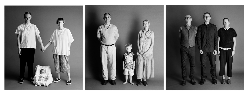 Image by Zed Nelson, from the series 'The Family'