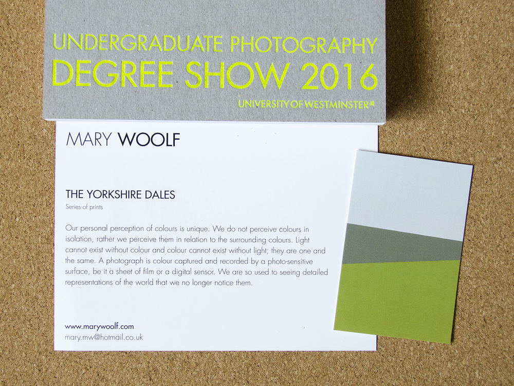 Mary Woolf The Yorkshire Dales - www.marywoolf.com