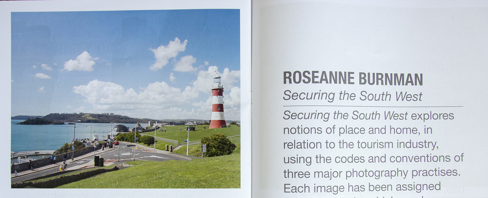 Roseanne Burnman Securing the South West