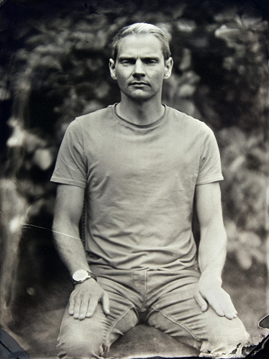 Wet-plate collodion by Jim Grainger