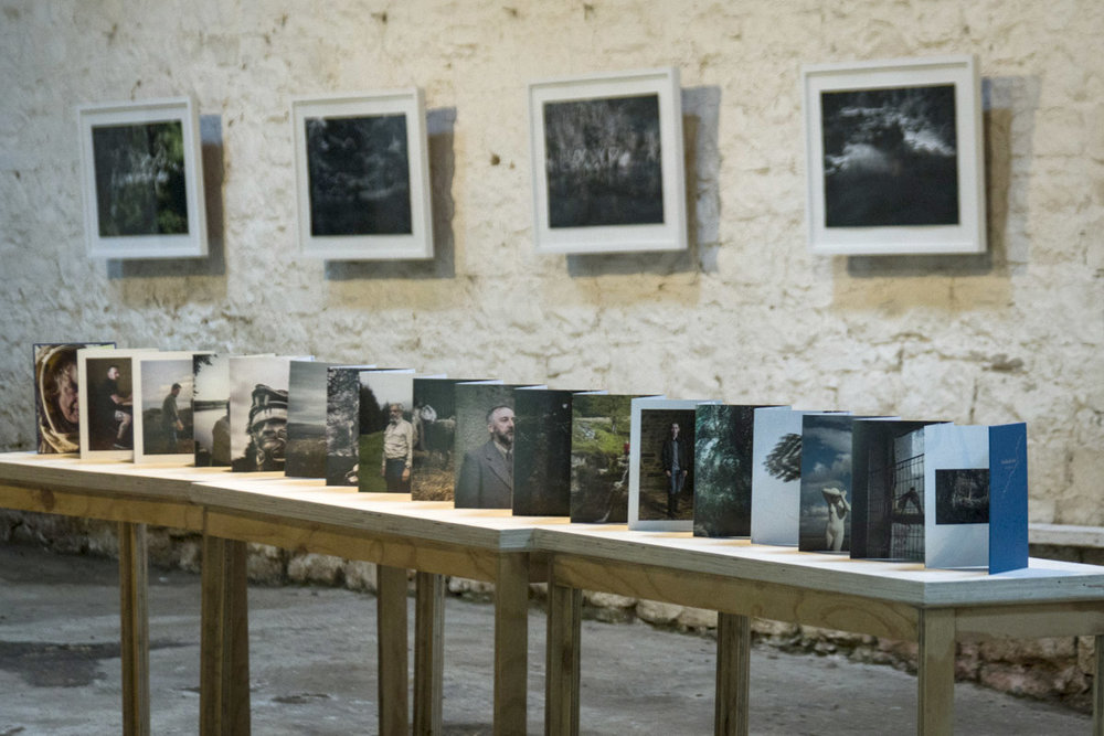 Installation images of  The Debatable Lands