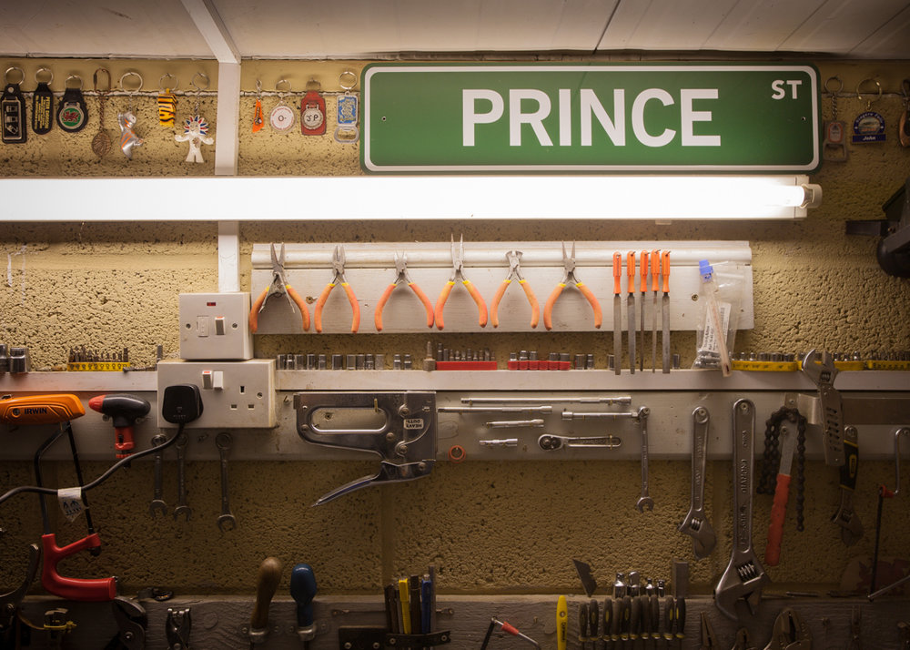 From the series Prince
