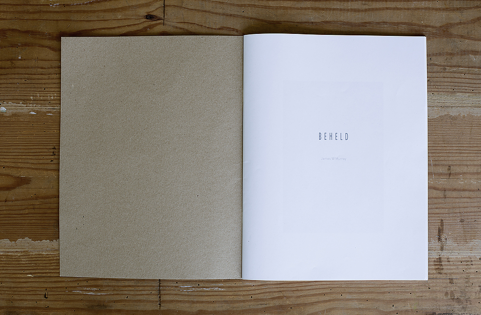 Beheld  photobook