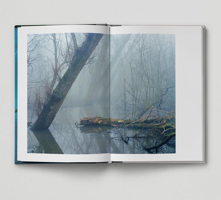 Along the Hackney Canal  photobook