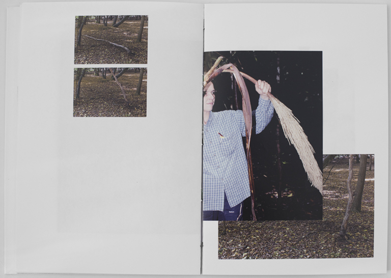 A Handful of Soil for the Whole Horizon  photobook