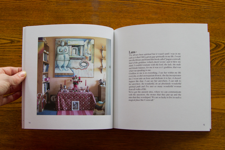 Gaea  photobook