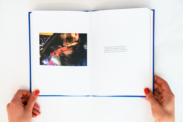 The Persimmon's Fruit photobook