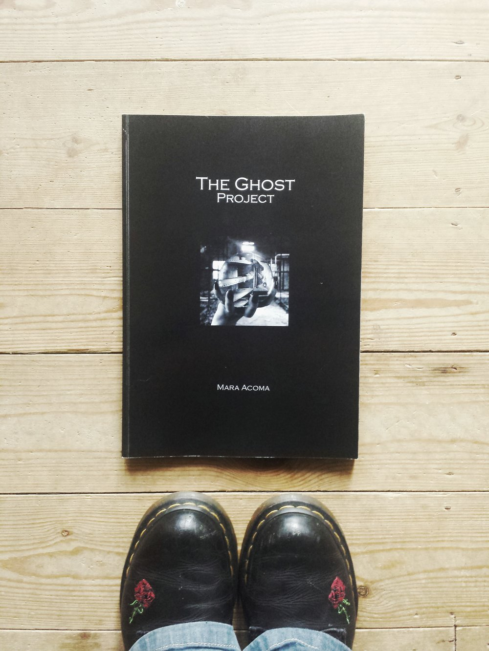 The Ghost Project  photobook