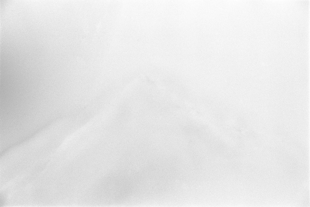 From the series  Views of a Mountain