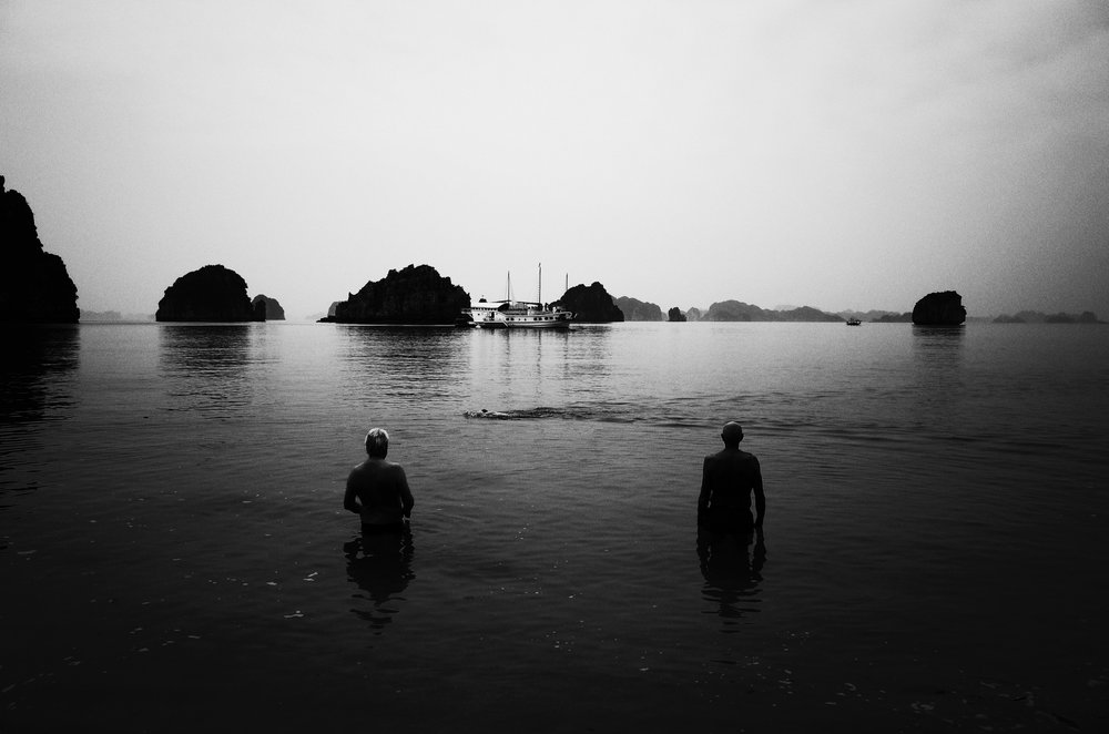 Image from Ha Long Bay