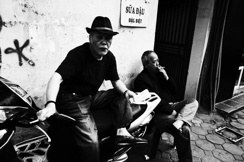 Image from Hanoi