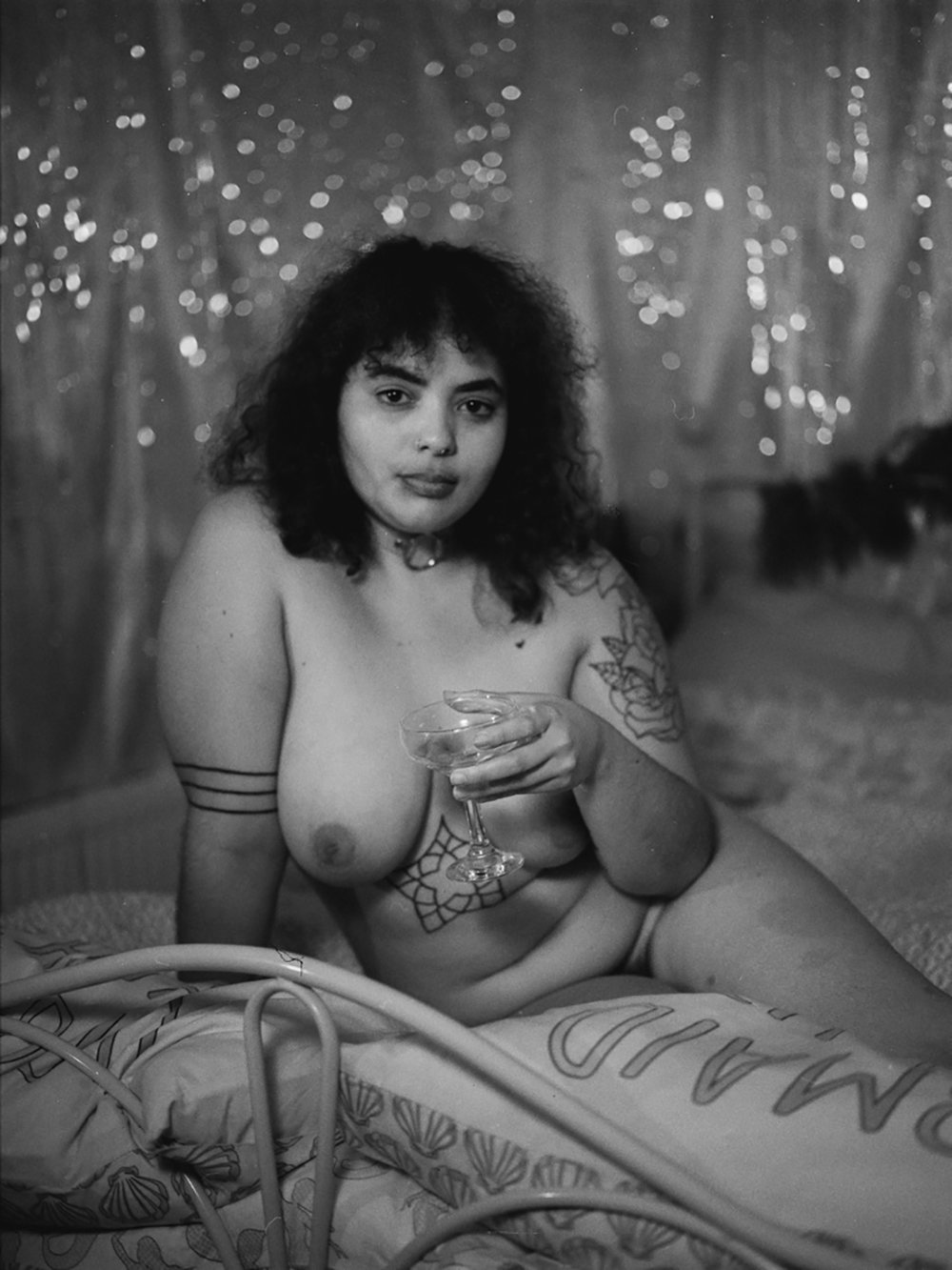 Images from the series  Queer Porn Portraits