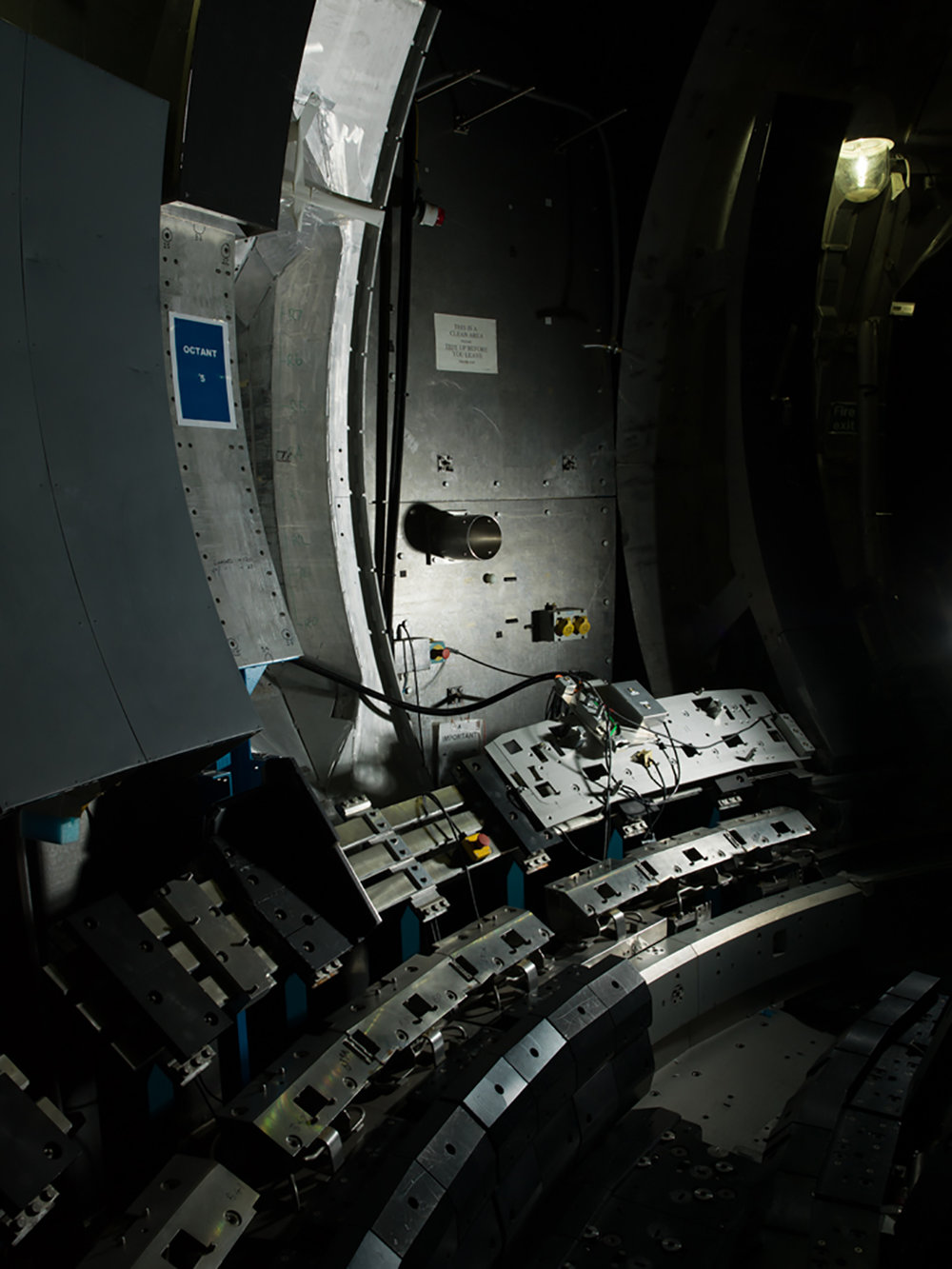 Images from the series  Tokamak Fusion