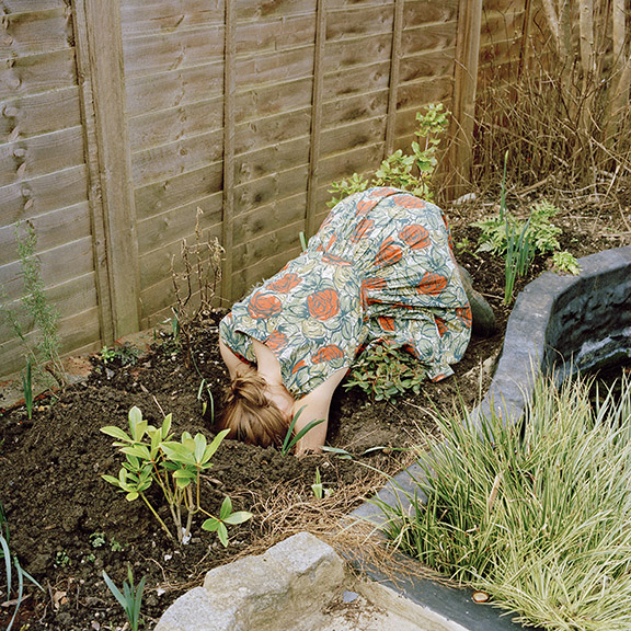 University of Brighton graduate  Dulcie Wagstaff  and the series  Familiar Gardens