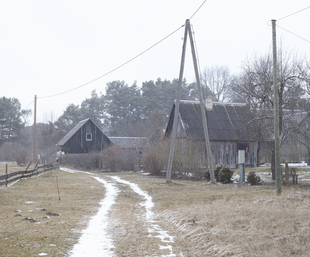 Image from the series  Homeland. The Longest Village in the Country