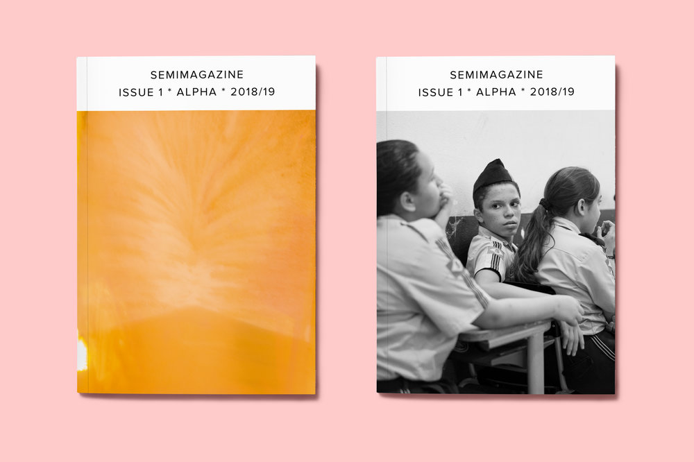 Cover images by Jeroen De Wandel (left) & Sophie Barbasch (right).