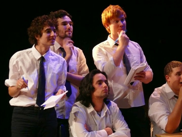 2010 - THE HISTORY BOYS