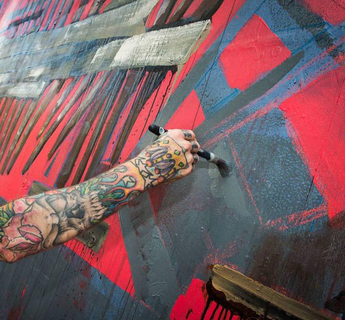 Copy of Street art-kunstner (Galleri Grisk)