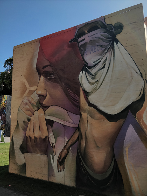 Copy of Street art-festivaler