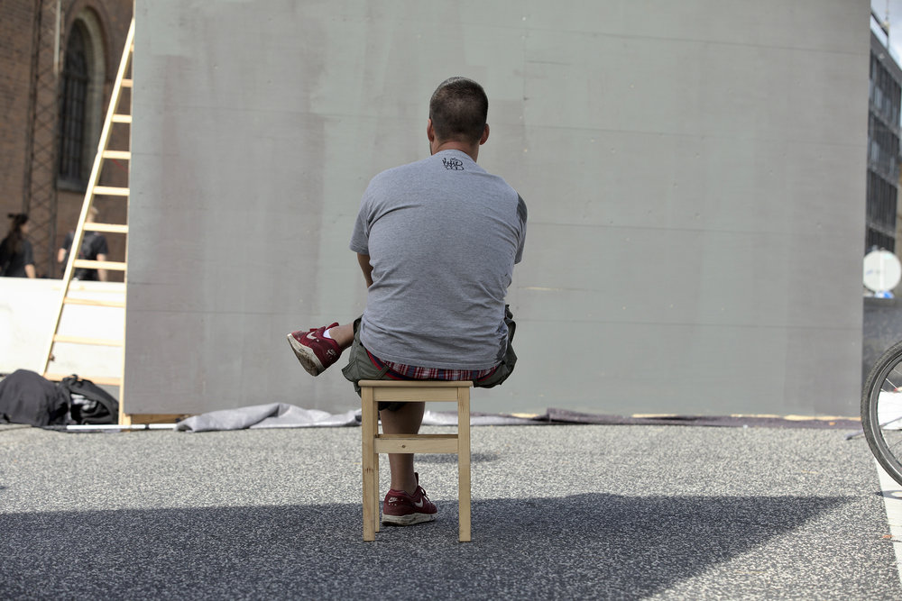 Street art-festival in Aarhus