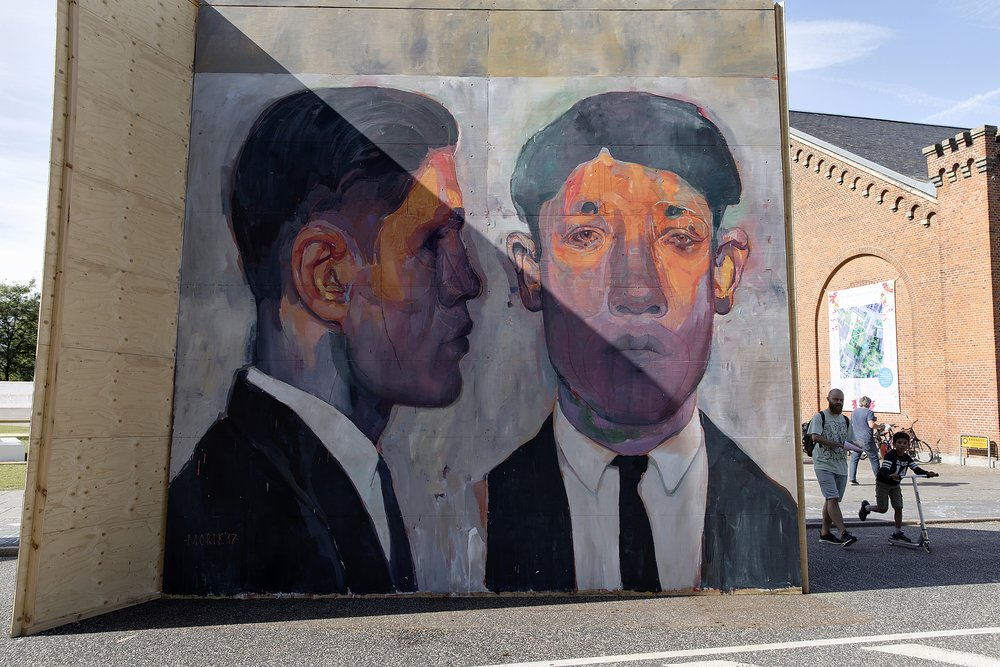 Copy of Street art-festival in Aarhus