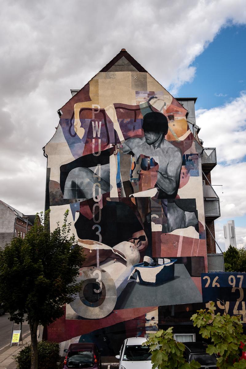 Copy of Street art udsmykning