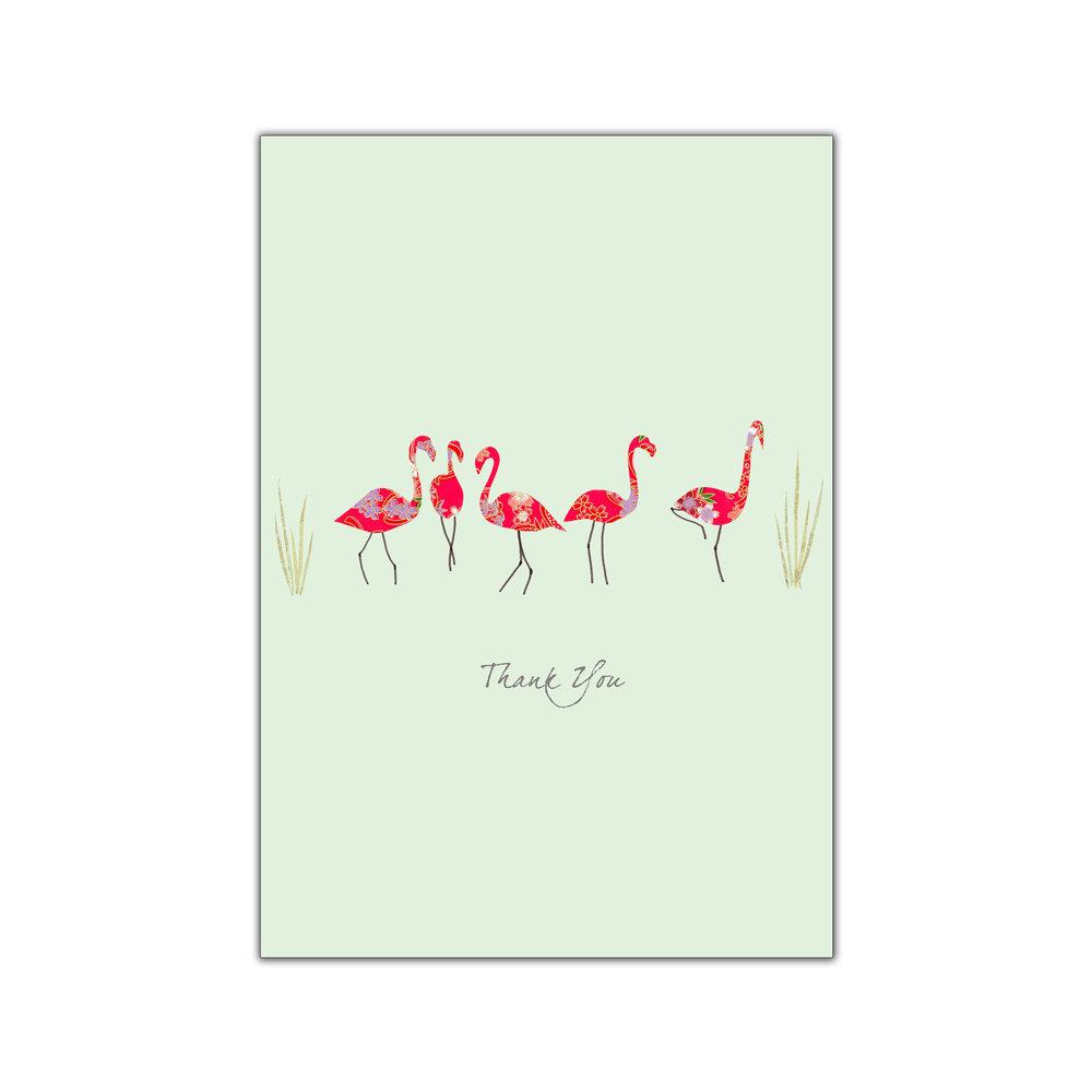 ELOISE HALL: THANK YOU CARD