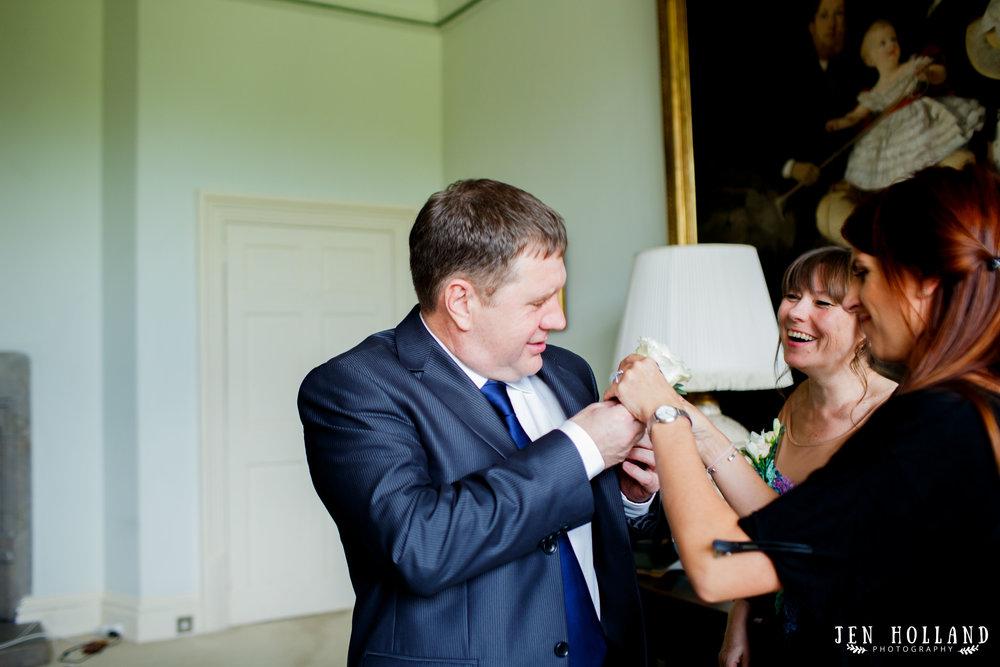Leeds castle kent documentary wedding photography
