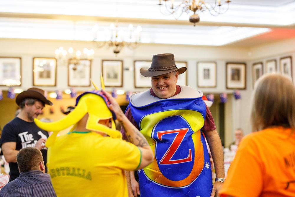 "Fosters Costume - ""Zozters"""