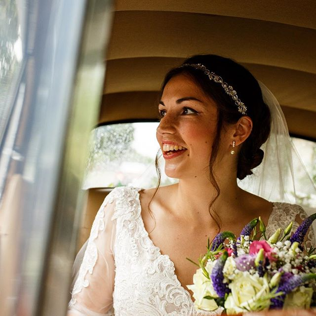 Catherine looking radiant as she sees her girls waiting for her outside the church 🧡❤️💛 #naturalphotography #chasinglight #realbride #sheshere #weddingcar #yourdayyourway #rockmywedding  #documentaryweddingphotography #capturingmoments #weddingguide #naturalweddingphotography #bridebook #candidwedding #wedphotoinspiration #weddinginspo #theknot #youandyourwedding #wegotengaged #wereengaged #shesaidyes #bridetobe #weddingwire #thisisreportage #dwpcollective #weddingphotojournalist  #thedecisivemoment #YPWPhoto #misstomrs #momentsoverposes #ukweddingphotographer