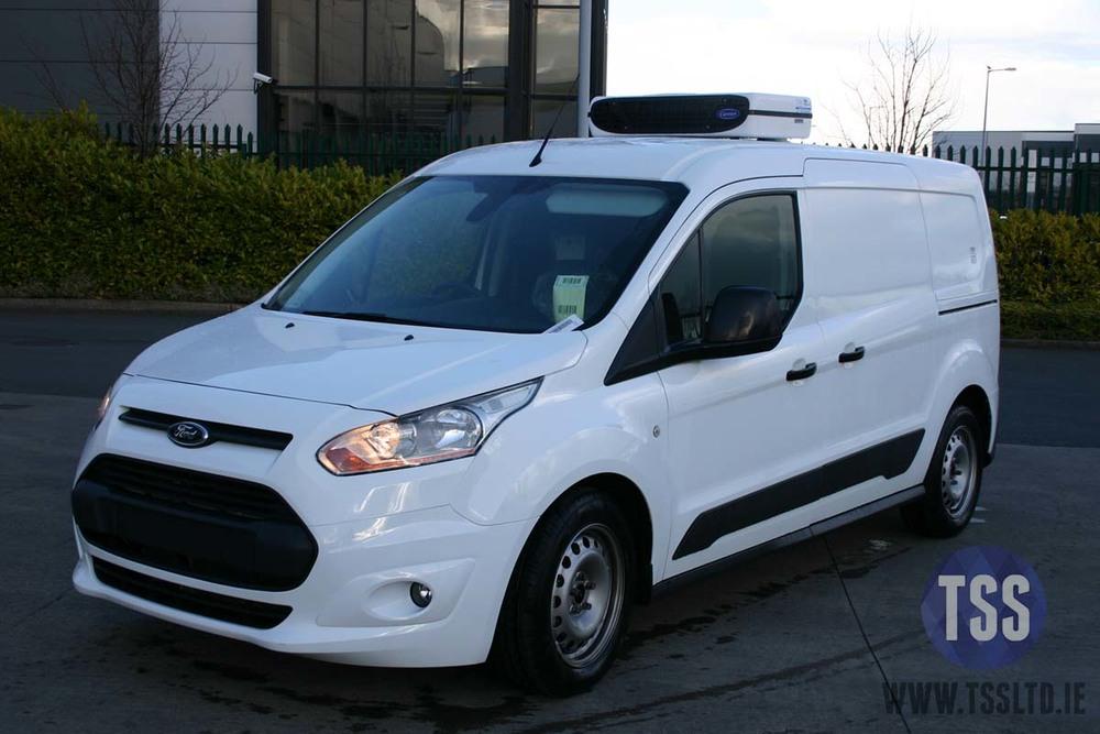 Copy of ford fridge van carrier tss