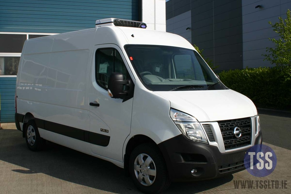 Copy of nissan fridge van carrier tss
