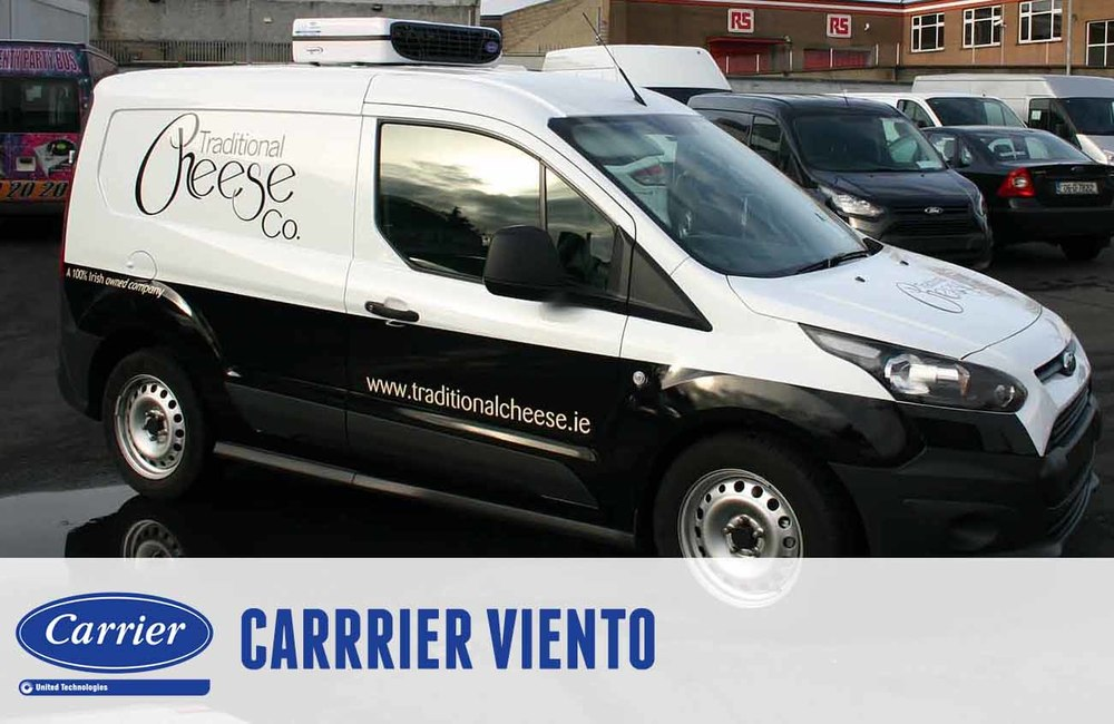 carrier viento ford