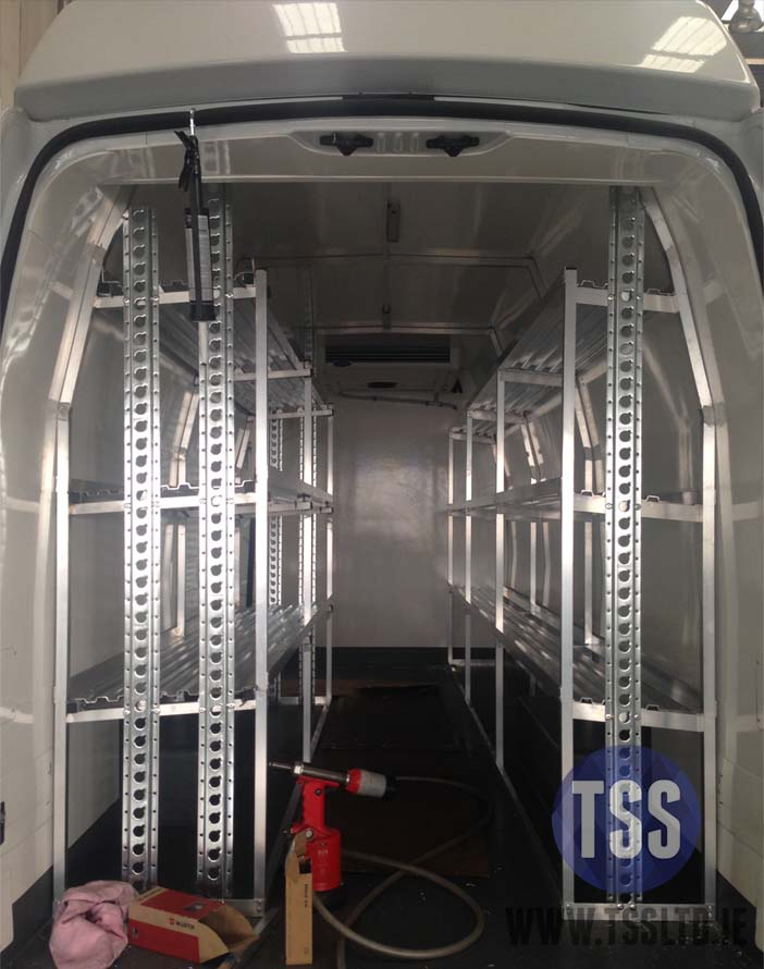 Copy of van insulation shelving tss