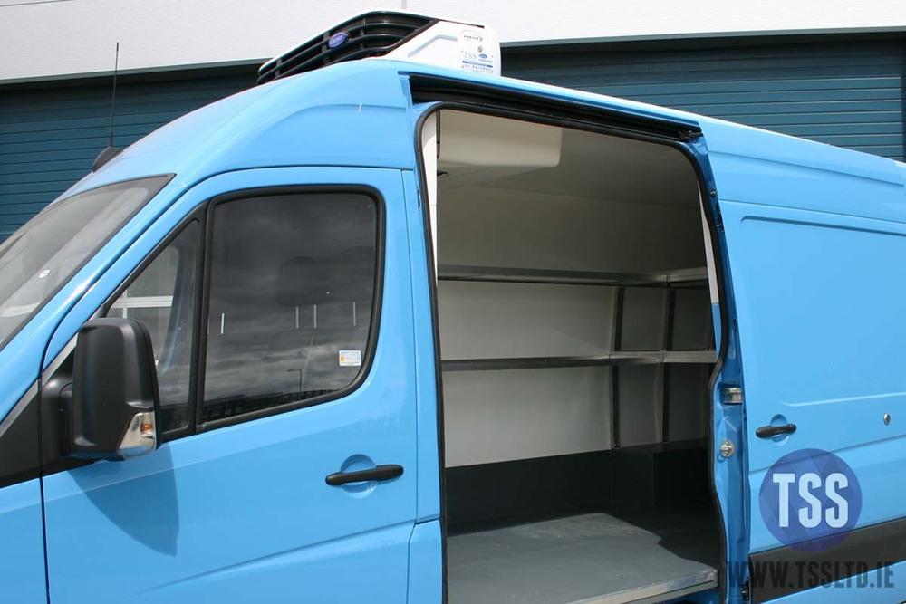 Copy of van insulation shelving tss
