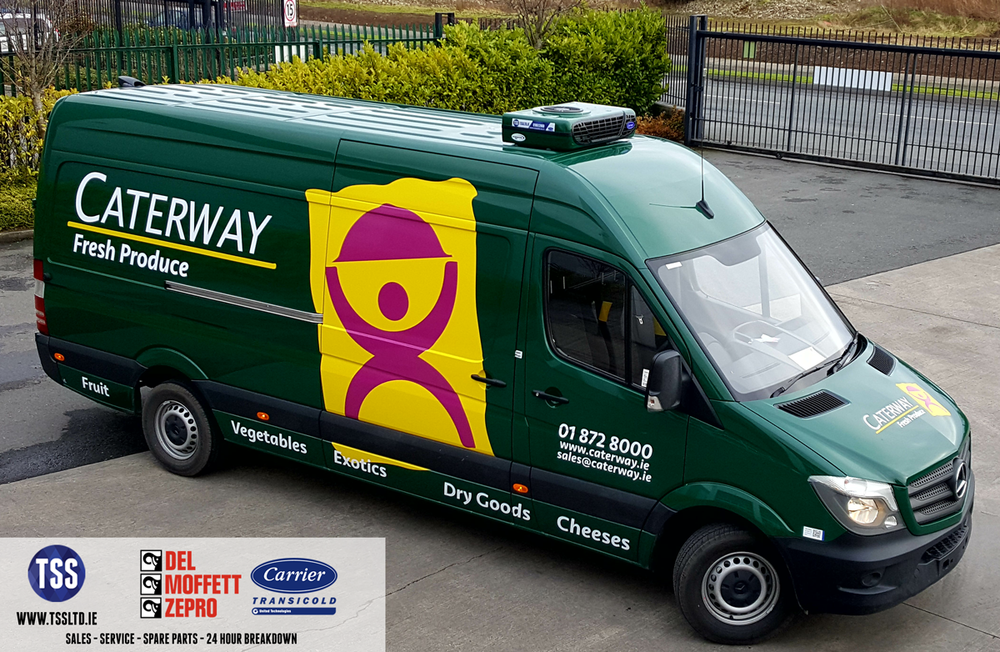 carrier viento fitted to mercedes sprinter for caterway tss ltd Sprinter Electric Diagram carrier viento fitted to mercedes sprinter for caterway