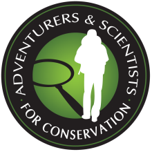 Inspiration: Adventurers & Scientists For Conservation. Mobilising the outdoor community to gather and share scientific data, driving conservation around the world.