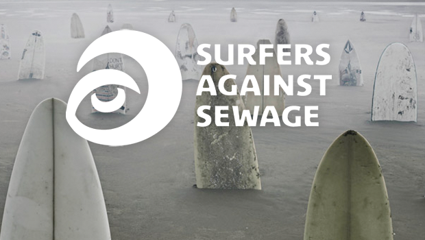 Inspiration: Innovative collaboration between science and surfers to collect seawater samples.