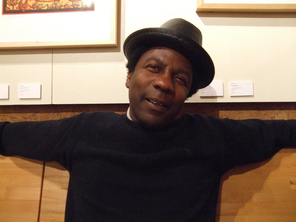 I interviewed Norman Jay MBE during the festival season in 2015 to discuss his career and his views gigging, streaming sites and what it was like to DJ Thierry Henry's wedding as a Spurs fan.