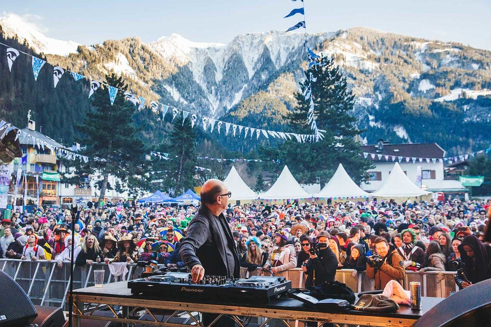 10 Festivals for Snow Lovers was aimed at our target audience, but also part of a cooperation with a London based PR firm who were working with Square Up Media across its titles.