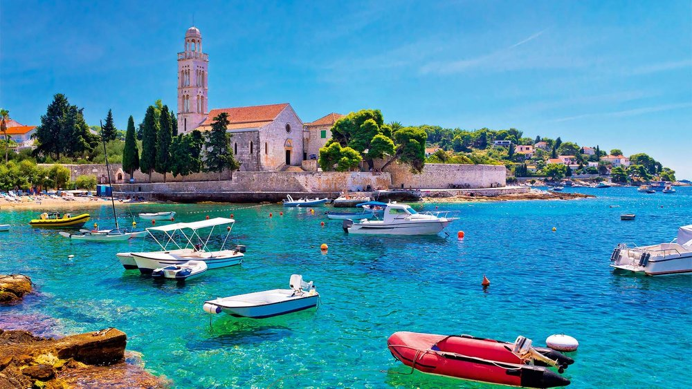 Escapism  (A Writer's Retreat) – A piece for  Escapism  on trying (badly) to get some writing done on the Croatian island of Hvar