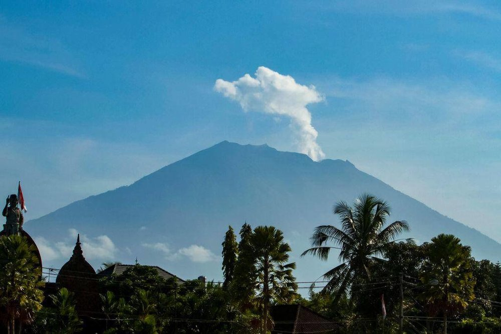 The Independent –  Are These Volcanoes About to Blow?