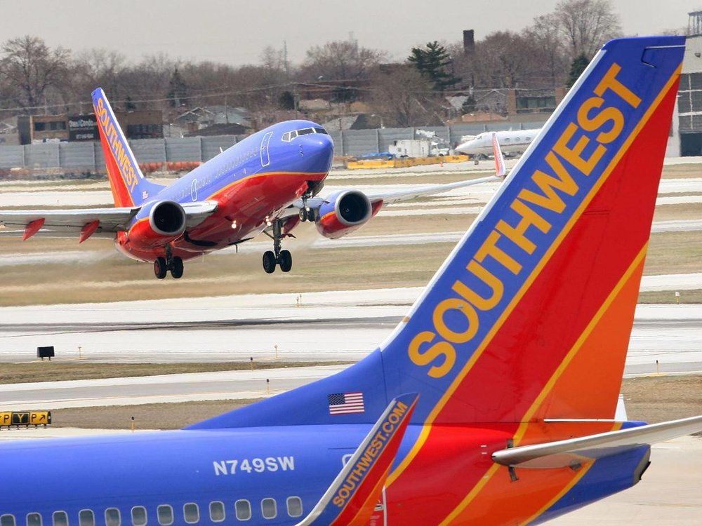 The Independent –  Southwest Launches First All-Female Crew Flight