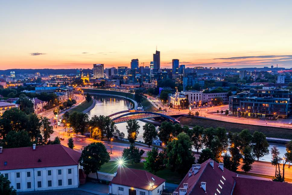 A city guide to Vilnius – The Independent