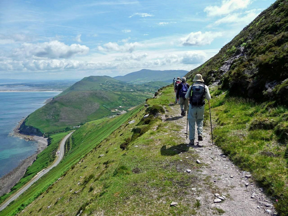 A piece on hiking on the Dingle Peninsula, in County Kerry, and visiting the hometown of Tom Crean, arctic explorer